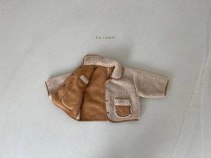 【予約】mare mustang coat / La.camel no.10002