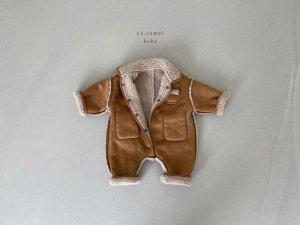 【予約】mare reversible suit / La.camel no.10002