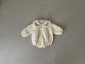【予約】rianna padding suit / La.camel no.10006