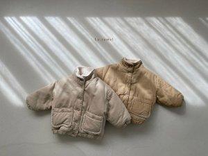 【予約】sugar padding jacket / La.camel no.100010