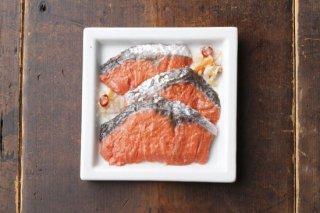 津軽飯寿し(紅鮭)800g