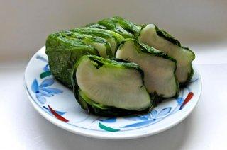 津軽弘前 冬季限定 高菜巻き