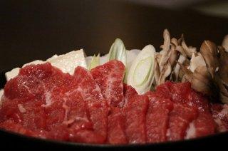 青森 馬選 馬肉なべ肉(スライス)500p(1p)