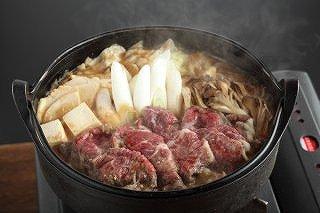 青森  馬選  馬肉特上  なべ肉(スライス)500g(1p)