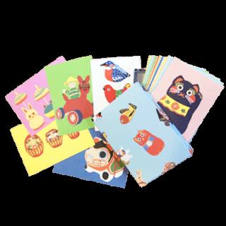 ポストカード30枚セット(ブルーBOX)