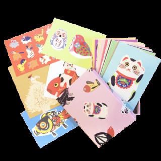 ポストカード30枚セット(ピンクBOX)