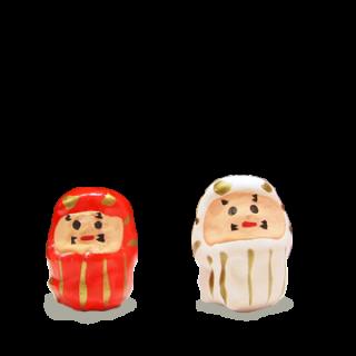 三春張子 豆だるま