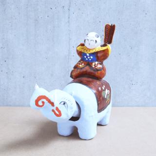 三春張子 象のり唐児