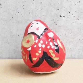 神戸須磨張り子 フサさんの猩々(小)