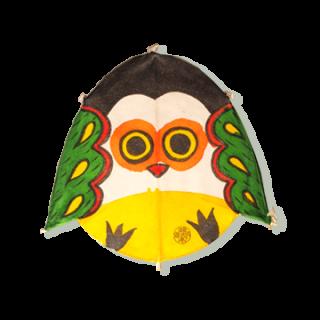 孫次凧   ふくろう凧(ミニ)