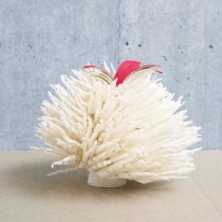 笹野一刀彫 削り花