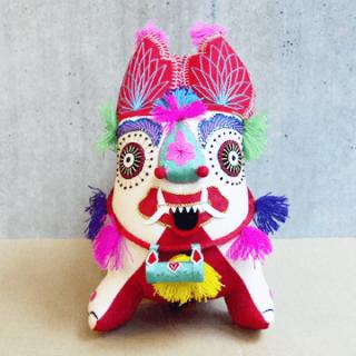 洛川娃娃虎