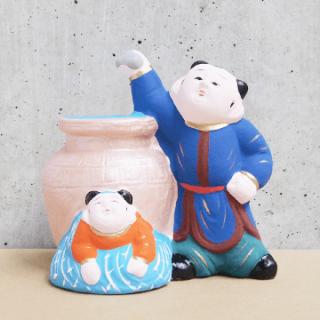 京都伏見人形   司馬温公