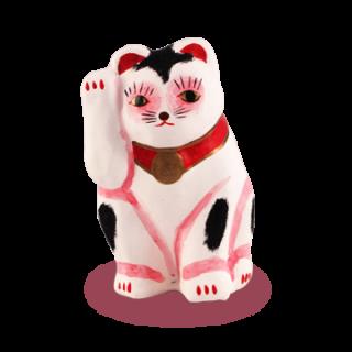 浜松張子 猫