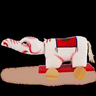 浜松張子 象車