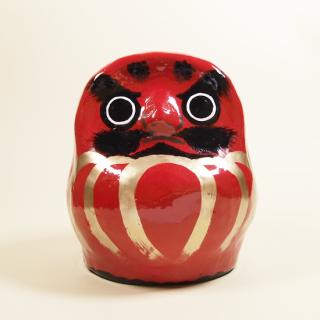 ダルマ(小)赤