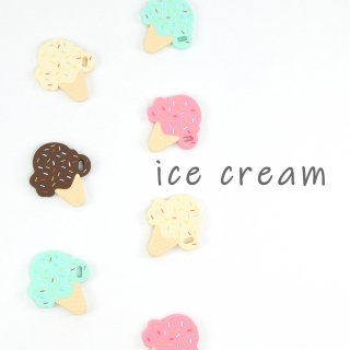 アイスクリーム歯固め(シリコン)