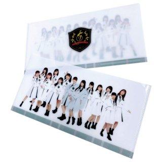 ほくりくアイドル部 ミニクリアファイル+ピクチャーチケット(13種よりランダム)