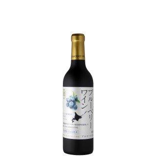 仁木町産ブルーベリーワイン360ml