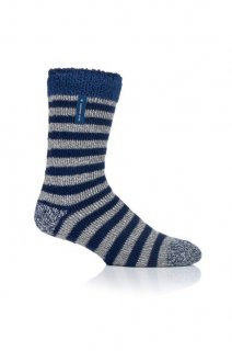 MENS HEAT HOLDERS SLEEP SOCKS - LUMI
