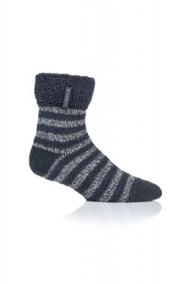 MENS HEAT HOLDERS SLEEP SOCKS - OLWEN