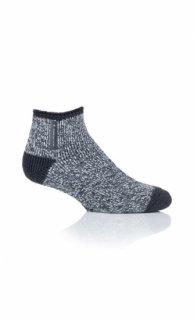 MENS HEAT HOLDERS SLEEP SOCKS - AUBIN