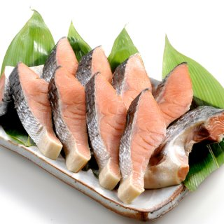 北海道産 新巻鮭寒風干し 10切れ 送料無料