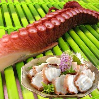 北海道産 刺身用煮だこ 極太1本 送料無料