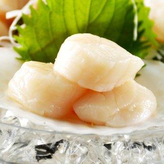 特大 刺身用ほたて 北海道産 500g 送料無料