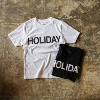 【 HOLIDAY  Kids Tee 】