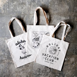 【 JAMES AFTER BEACH CLUB  Original Mini Tote Bag  】