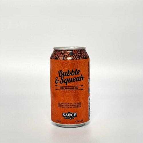 ソースブリューイング バブル&スクウィーク / Sauce Brewing Bubble & Squeak