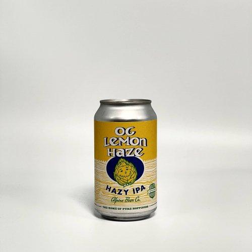 アルパイン オージー レモン ヘイズ / Alpine OG Lemon Haze