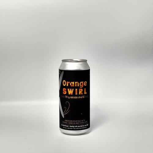 エナジーシティ オレンジ スワール タービン / Energy City Orange Swirl Turbine