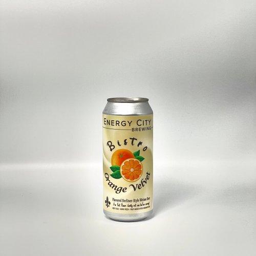 エナジーシティ ビストロ オレンジ ベルベット / Energy City Bistro Orange Velvet