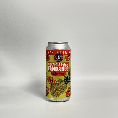 トップリング ゴライアス パイナップル パパイヤ ファンダンゴ / Toppling Goliath Pineapple Papaya Fandango