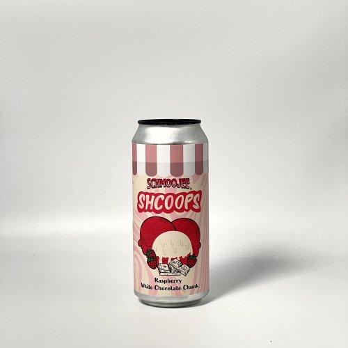インプリントシュムージースクープスラズベリーホワイトチョコレートチャンク  / Imprint  Schmoojee Scoops Raspberry White Chocolate Chunk