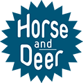 Horse and Deer