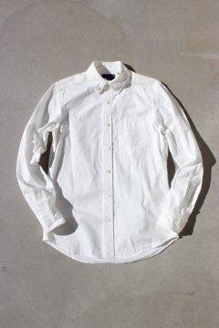 BLUE BLUE JAPAN/チョウオックステザシボタンダウンシャツ