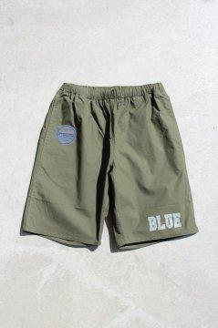 RUSSELL×BLUE BLUE/リップストップ ストレッチショーツ O D