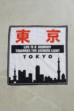 ハリウッドランチマーケット/LIFE IS A JOURNEY TOKYO バンダナ