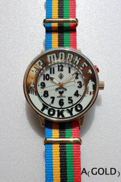 ハリウッドランチマーケット/HRM NEON WATCH 10 TOKYO A(GOLD),B(SILVER),C(BRONZE)