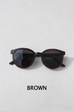 Dr.Ray/PORALIZED CLIP ELPIS サングラス BROWN,BLACK
