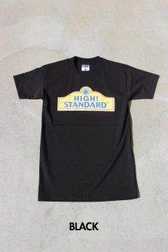 HIGH! STANDARD/サインボード Tシャツ 3色