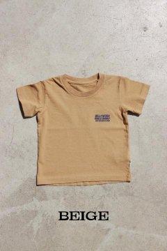 ハリウッドランチマーケット/オールドタイムロゴ ショートスリーブTシャツ キッズ 3色