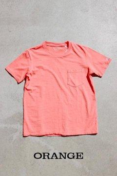 ハリウッドランチマーケット/GSY ポケットクルーネック ショートスリーブTシャツ 2色