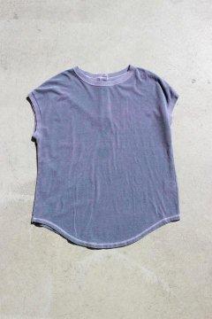 ハリウッドランチマーケット/シャンブレーダイド ベロアパイルノースリーブシャツ ウイメンズ