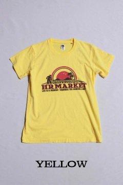 ハリウッドランチマーケット/サンセットファーム Tシャツ 2色