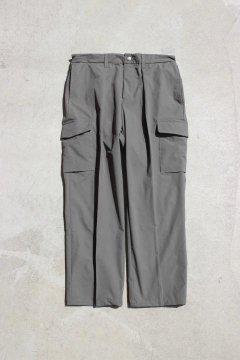 melple/SIDE WALK CARGO PANTS
