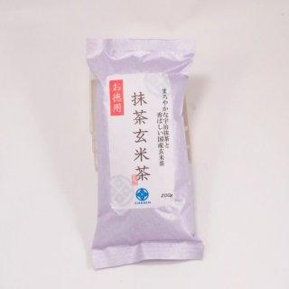 お徳用 抹茶入り玄米茶 200g